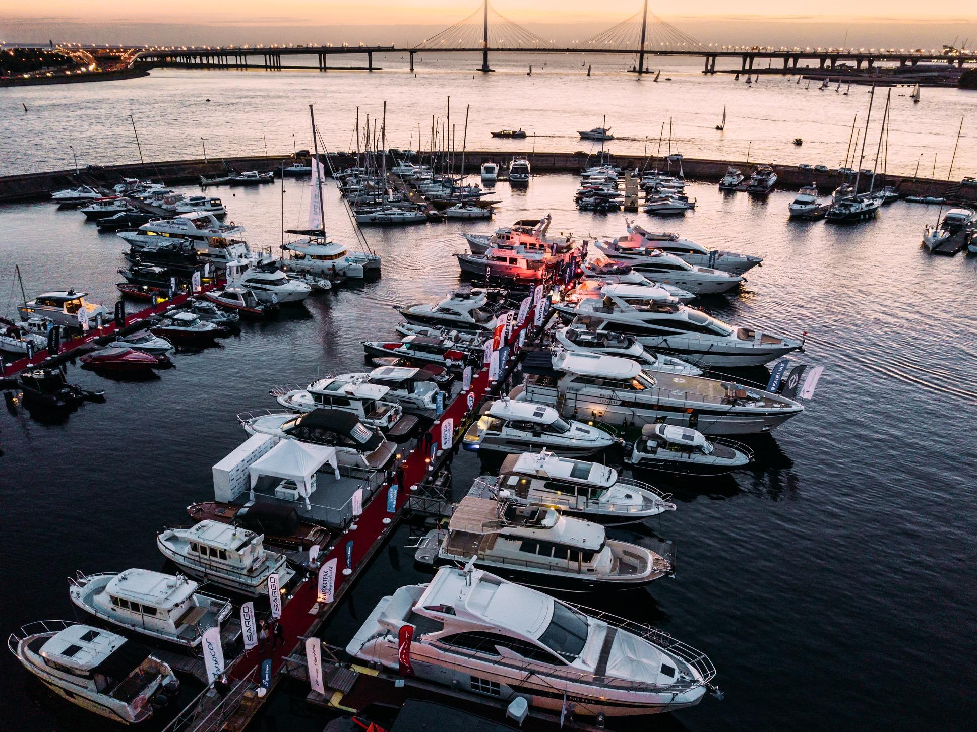 Saint Petersburg International Boat Show 2019