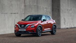 Nissan внезапно представил новый Juke