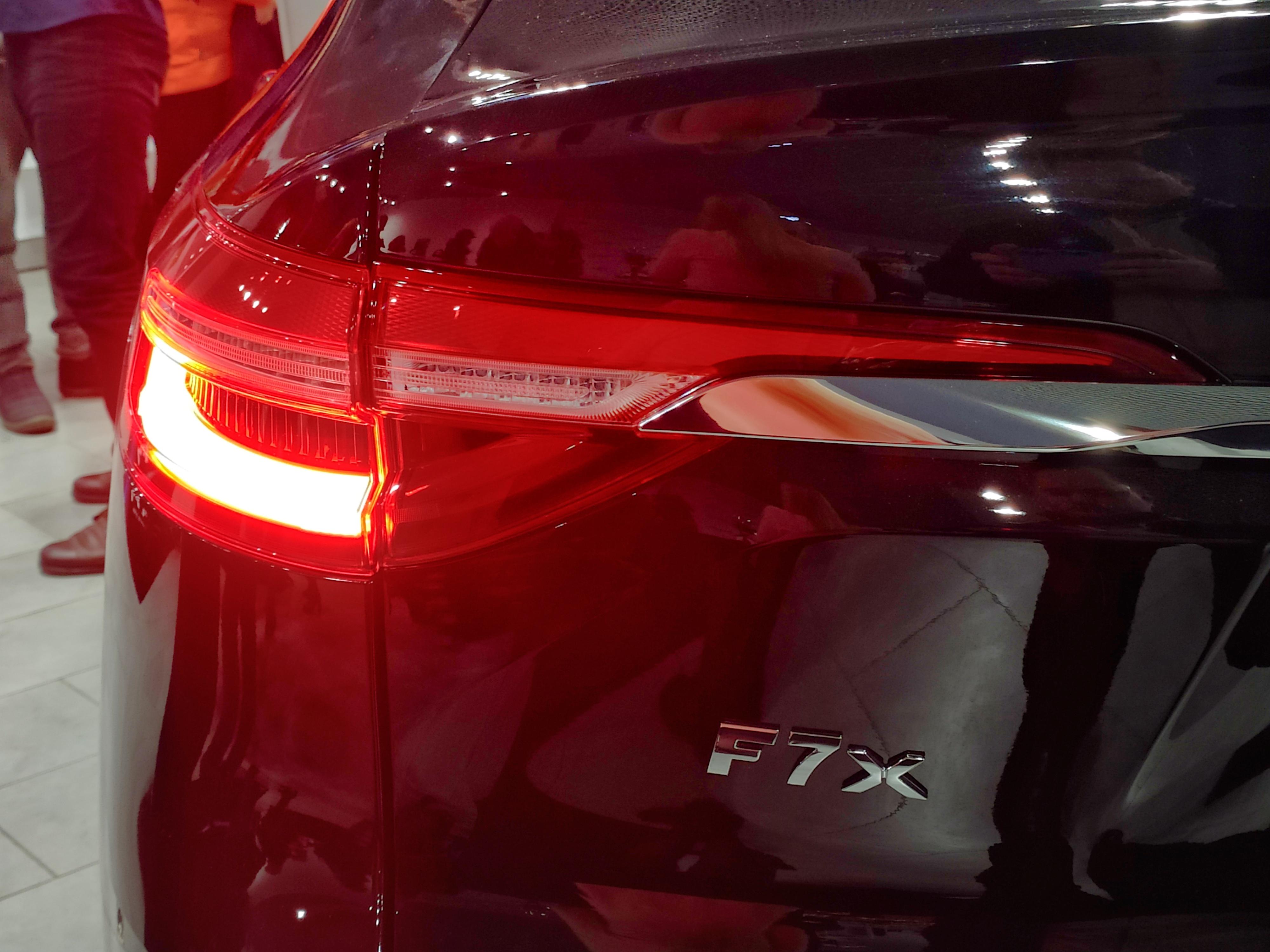 Аларм Моторс открыл в Петербурге салон Haval и представил F7x