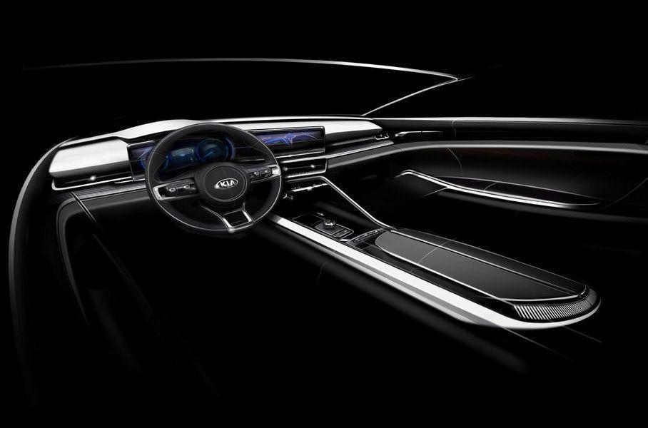 Представлена новая Kia Optima
