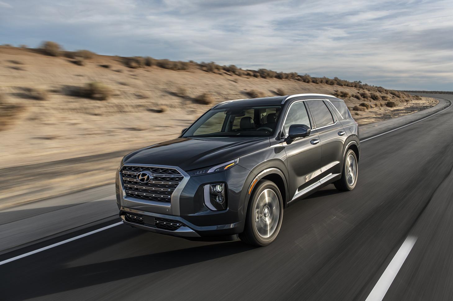 В Россию приедет Hyundai Palisade