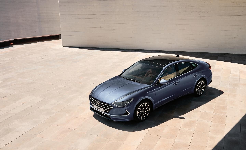 Hyundai Sonata получит версию N-Line и турбомотор