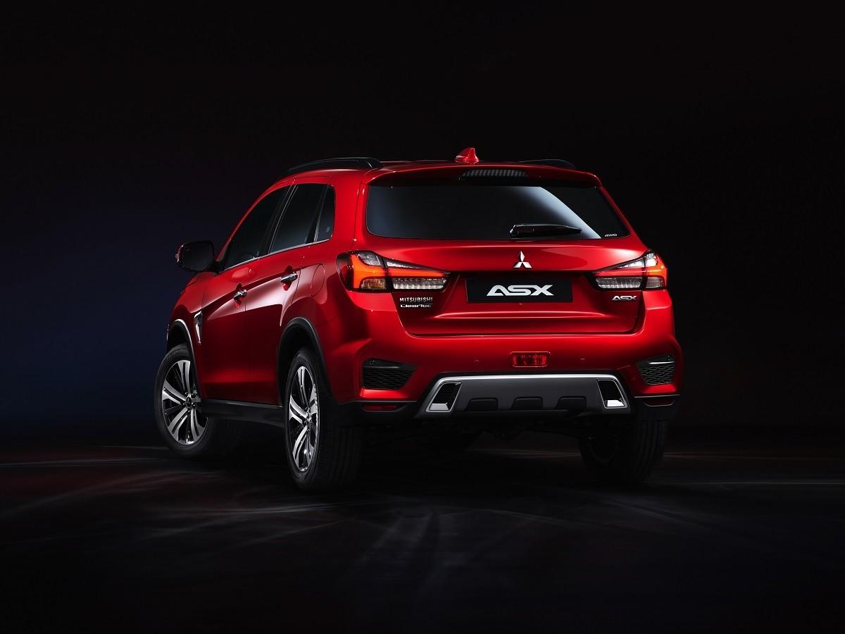 Новый Mitsubishi ASX прошел сертификацию в России