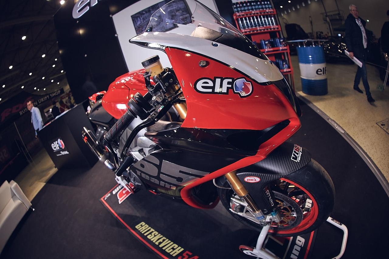 В Москве пройдет выставка Motorsport Expo 2020