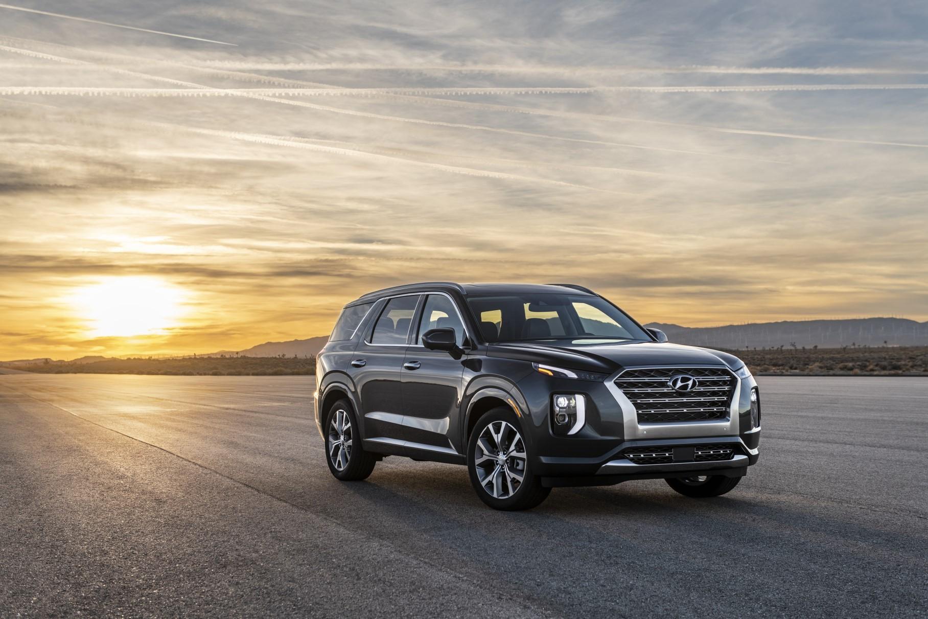 Hyundai привезет в Россию в 2020 году четыре новинки: Solaris, Creta, Tuscon и Palisade