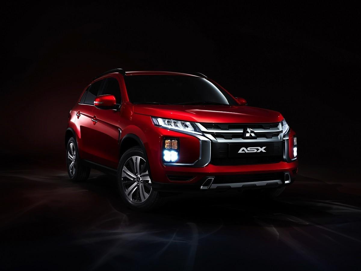 Mitsubishi привезет в Россию две новинки - ASX и Pajero Sport