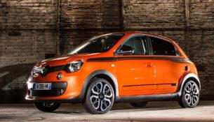Renault Twingo станет электромобилем