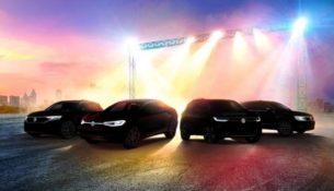 Volkswagen готовит мировую премьеру нового кроссовера