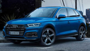 Audi Q5 в России теперь доступен и с дизелем