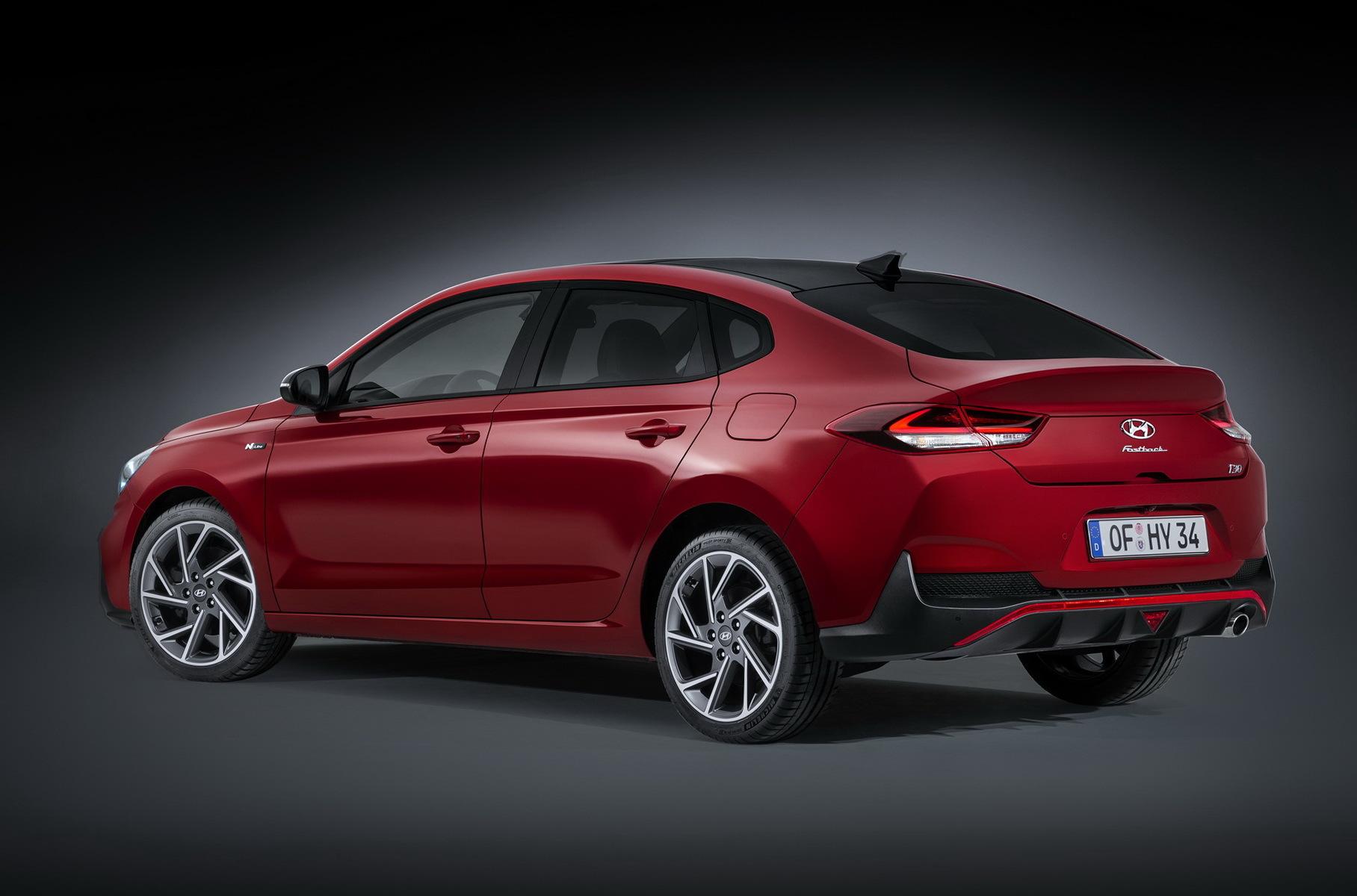 Hyundai i30 получил плановое обновление
