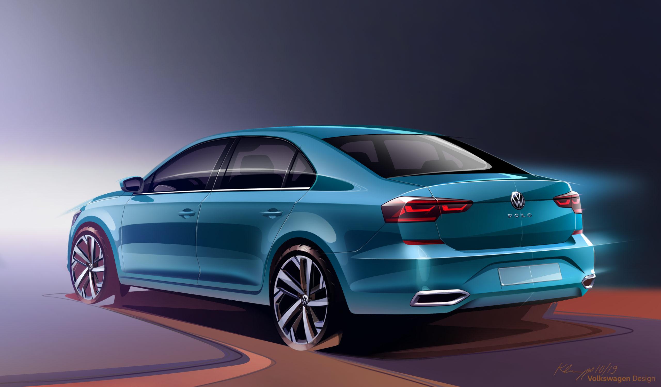 В России появится новый VW Polo