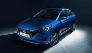 Hyundai готовит юбилейную серию Solaris