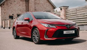 Toyota объявляет прием заказов на новую Corolla