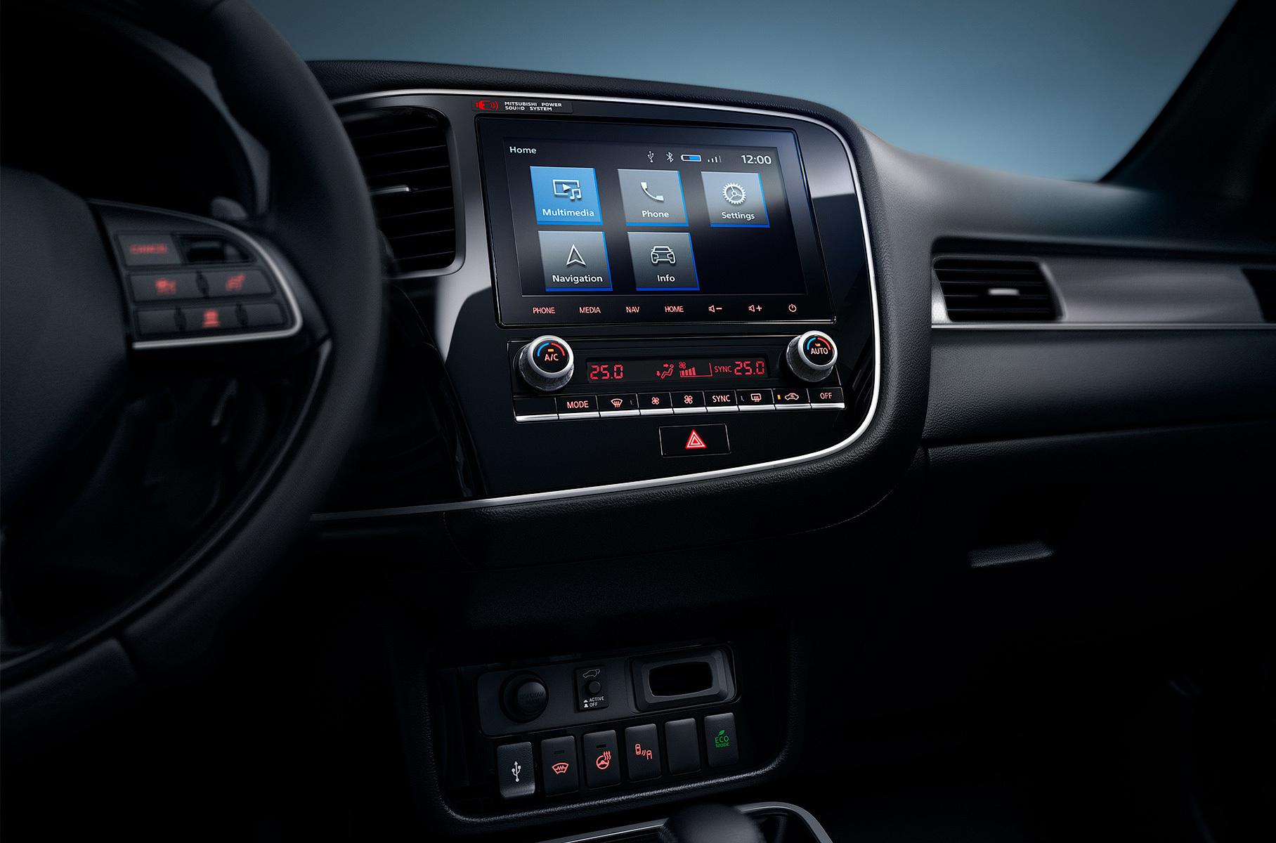 В России стартовало производство нового Mitsubishi Outlander