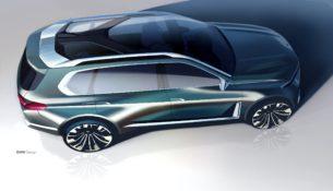 BMW подала заявку на патент X8 M