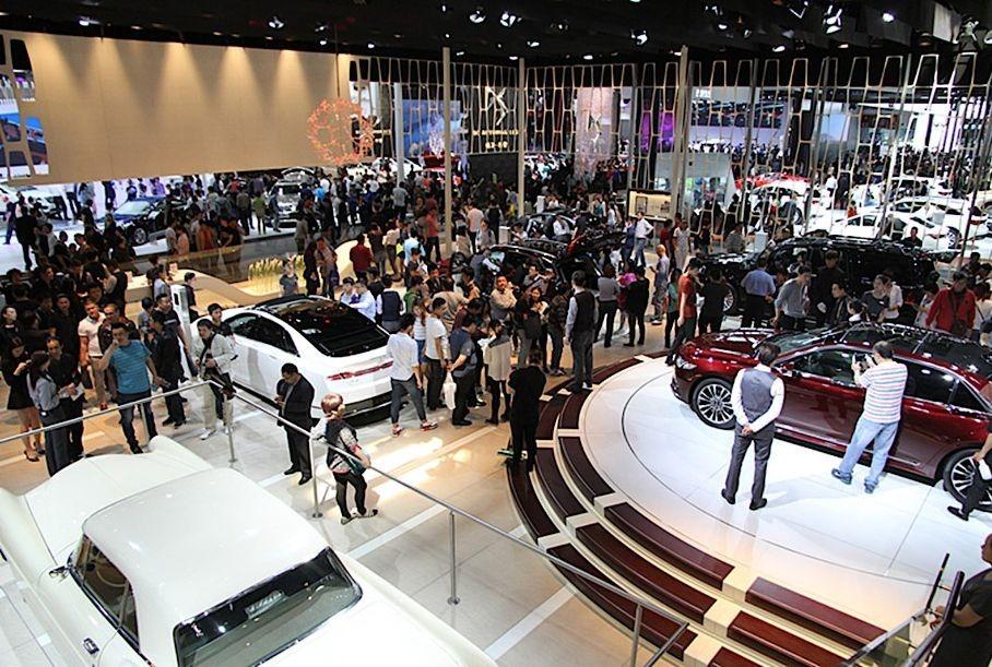 Пекинский автосалон состоится: объявлены новые даты