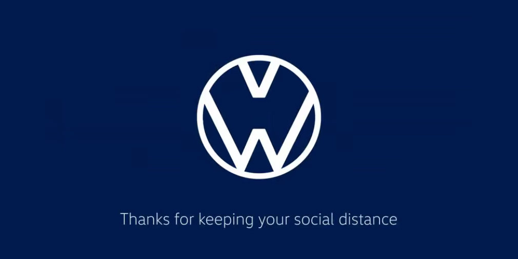 Автомобильные бренды друг за другом меняют свои логотипы из-за коронавируса