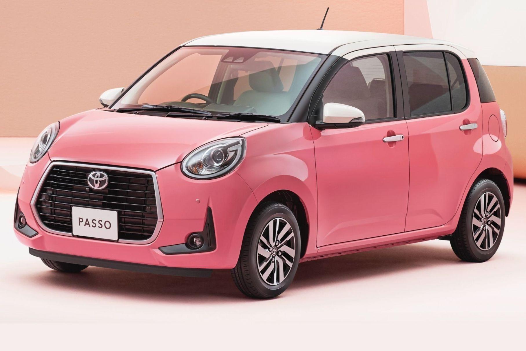 Toyota выпустила автомобиль только для женщин