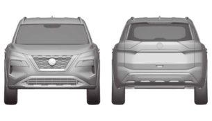 Новый Nissan X-Trail рассекретили до премьеры