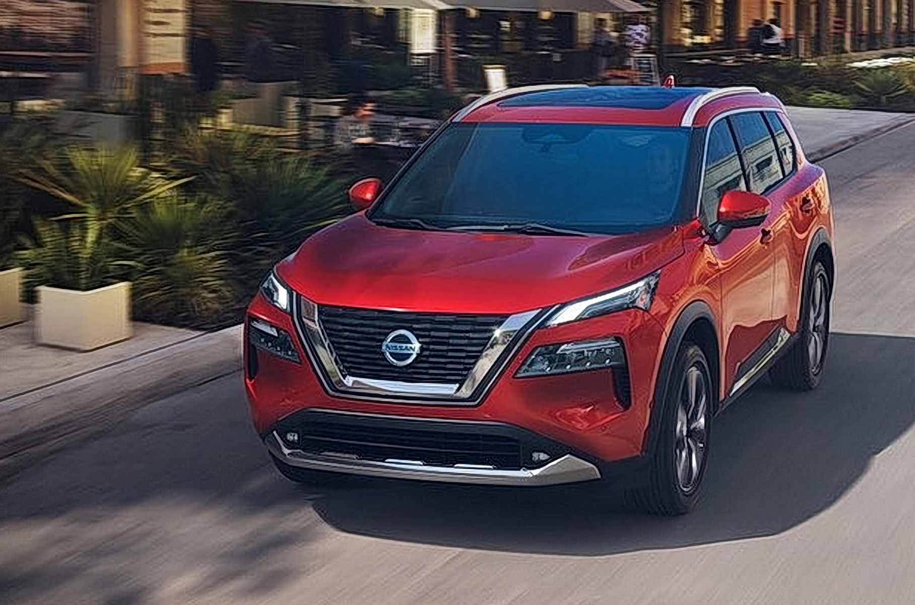 Новый Nissan X-Trail рассекречен до премьеры