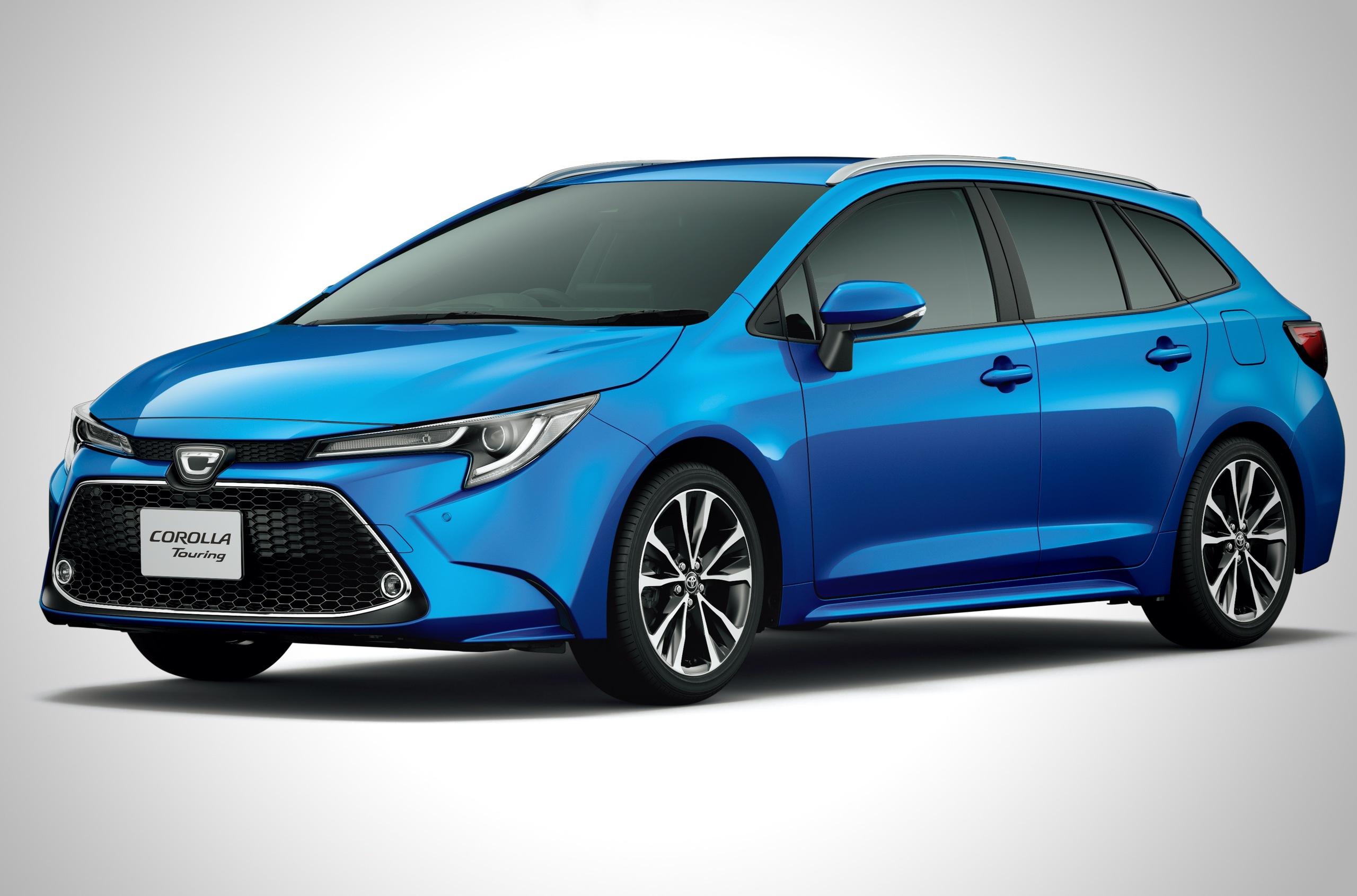 Toyota Corolla получит спецверсию - правда, только в Японии