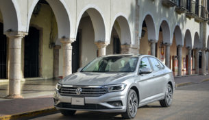 Объявлены российские цены на новый VW Jetta
