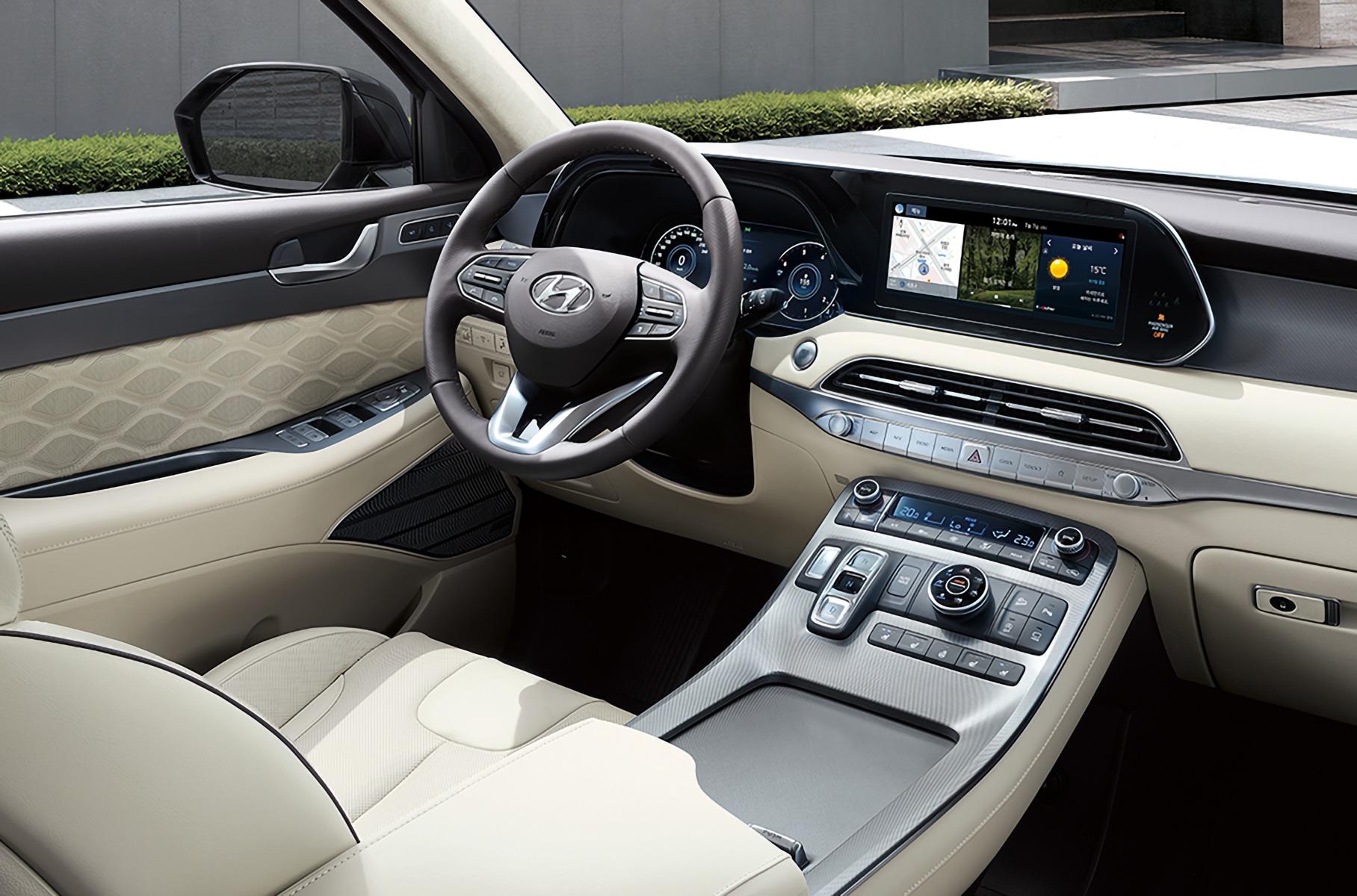 Hyundai Palisade получит VIP-версию