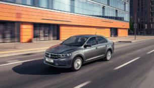 В России стартовали продажи нового VW Polo