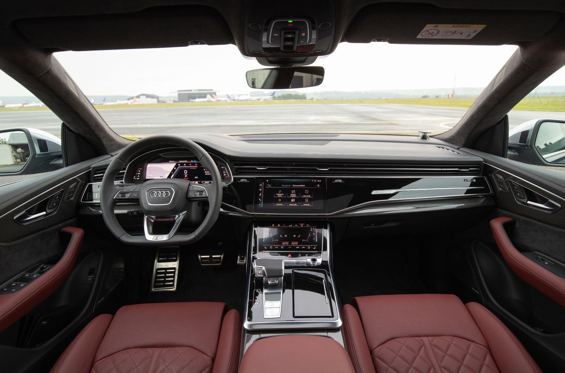 Audi SQ8 получил российский ценник