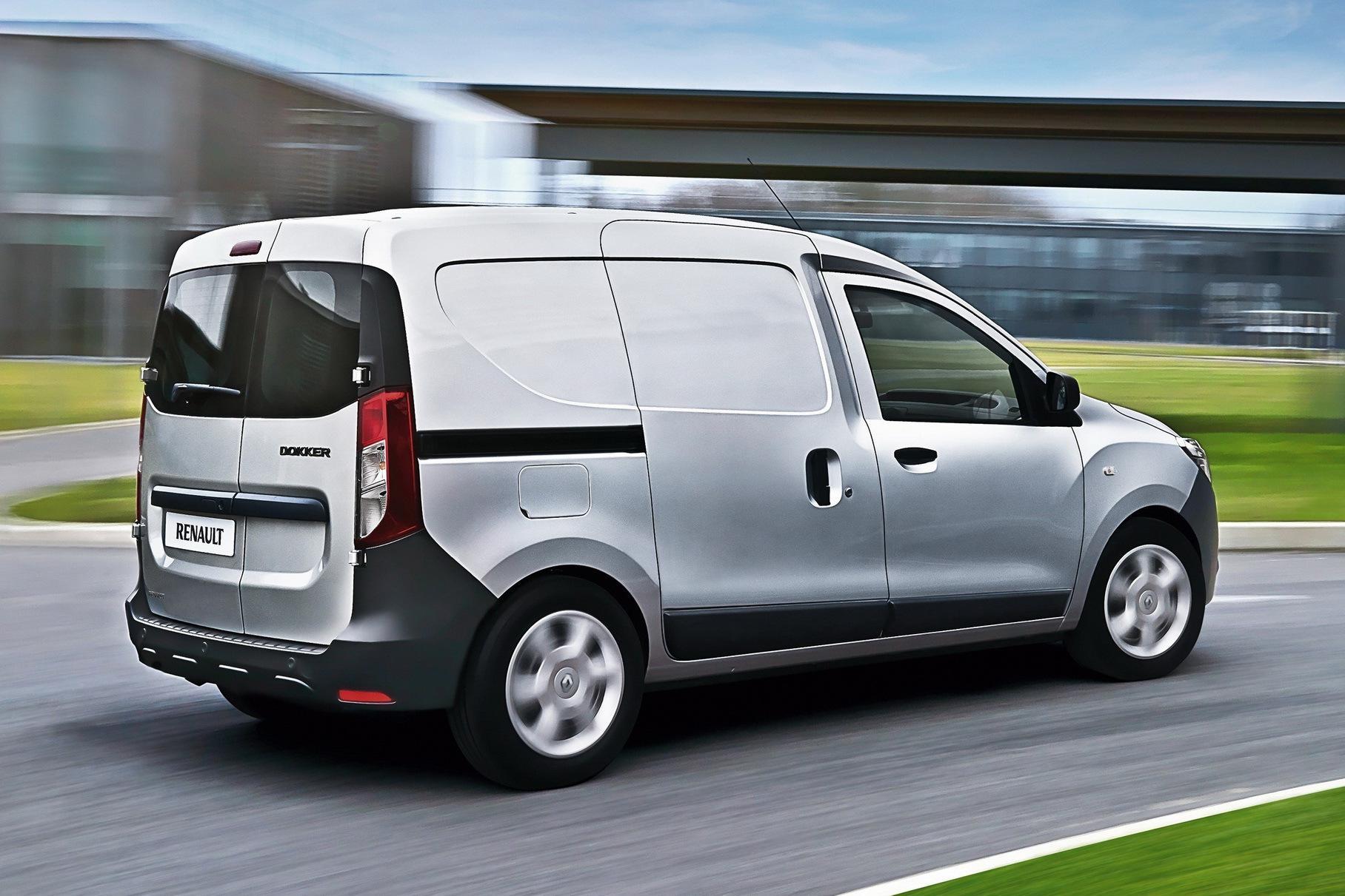 Renault уводит Dokker с российского рынка