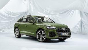 Audi представила обновленный Q5