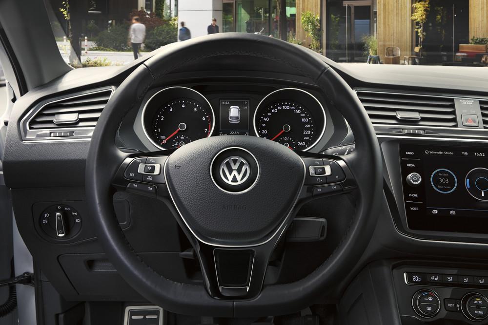 VW Tiguan получил специальную версию