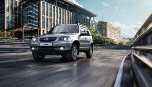 """""""Шнива"""" больше не Chevrolet: права перешли к АВТОВАЗу"""