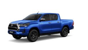 Toyota получила ОТТС на новые Hilux и Fortuner