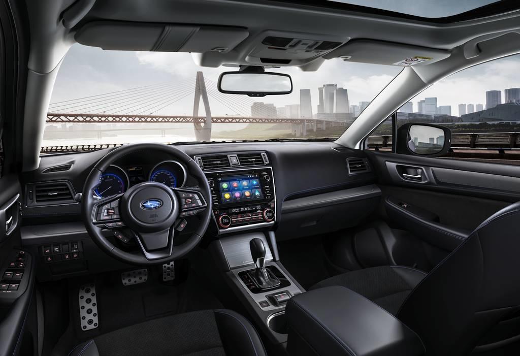 Subaru Legacy уходит из России: последним станет Legacy Ultimate
