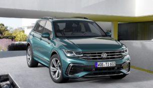 VW презентовал обновленный Tiguan