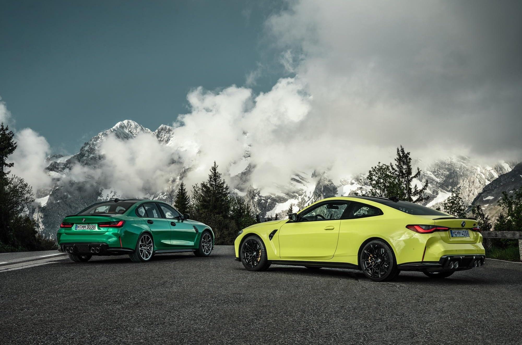 BMW M3 и M4 раскрыты до премьеры