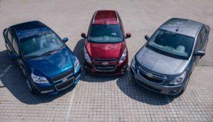 В России появятся две новые модели Chevrolet