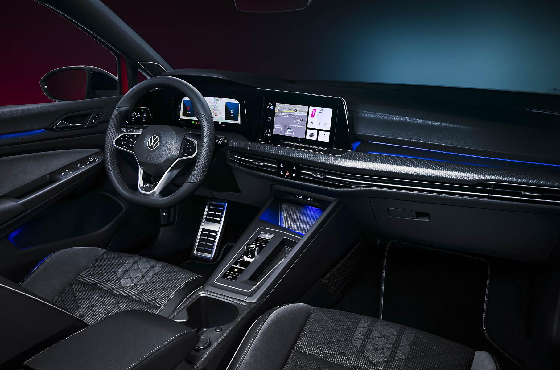 VW представил новый Golf Variant