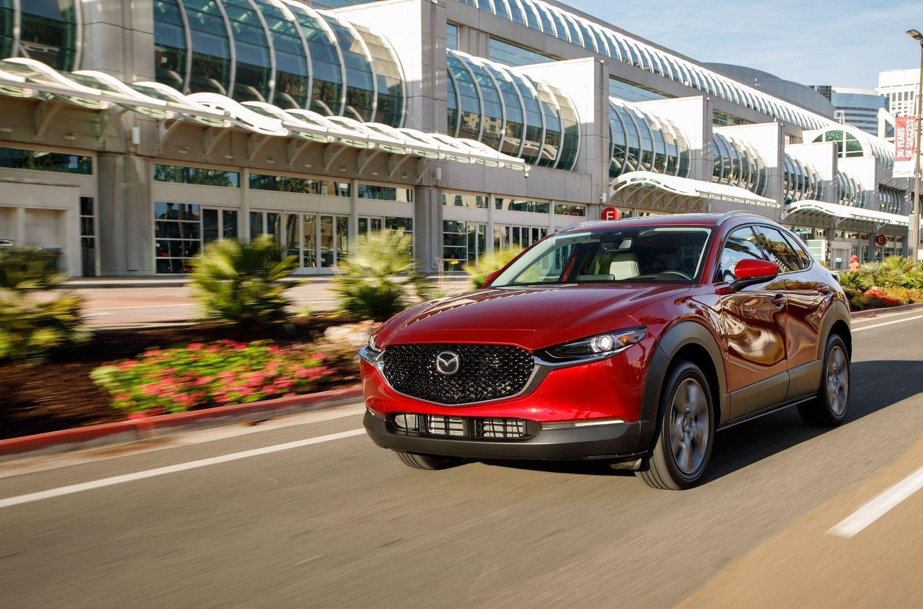 Mazda CX-30 получила ОТТС для сборки в России