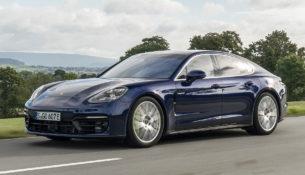 Porsche Panamera может стать электромобилем