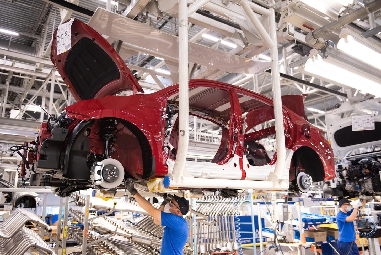 В производство запущен новый Kia Rio