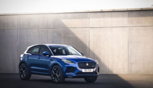 Jaguar E-Pace получил обновление