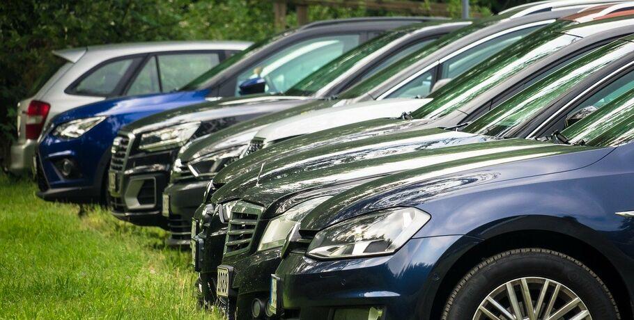 В России могут появиться штрафы за парковку на газонах