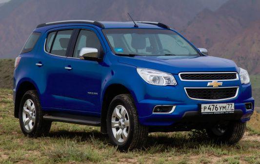 Современный модельный ряд Chevrolet: найдется автомобиль на любой вкус