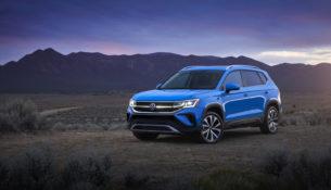 VW представил Taos - кроссовер меньше Tiguan