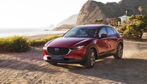 Mazda объявила цену кроссовера CX-30 в России