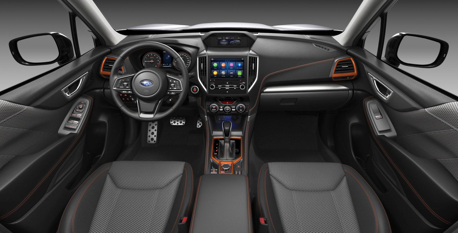 Subaru представила Forester Sport