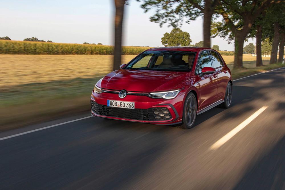 VW Golf возвращается в Россию