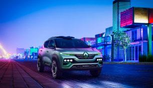 Renault показала концепт нового бюджетного кроссовера